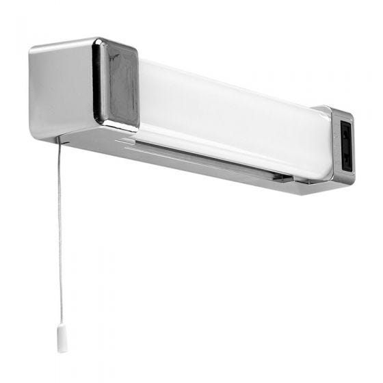 Edit Vista LED Shaver Light - Chrome