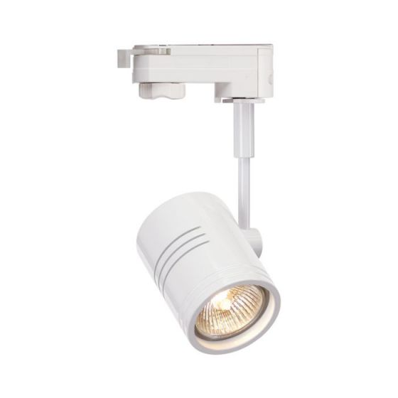 SLV Bima GU10 3 Circuit Track Light - White