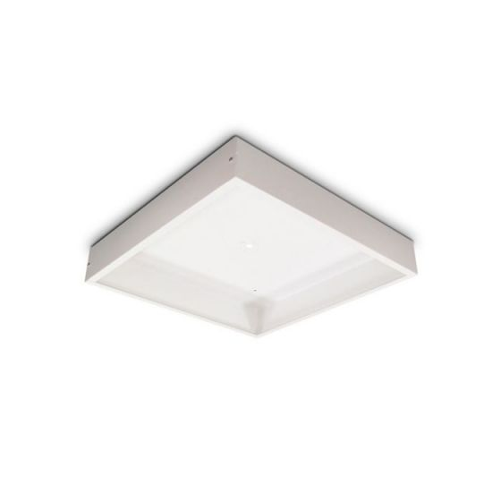 Integral LED Light Panel Surface Mounting Box - 600 x 600mm