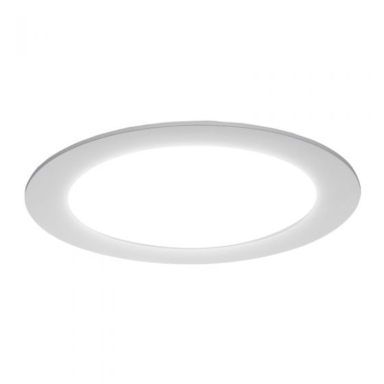 Luceco 12W Cool White LED Downlight - 170mm