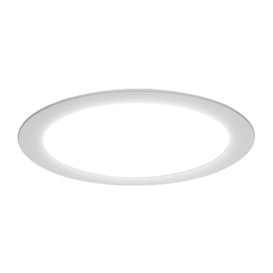 Luceco 18W Cool White LED Downlight - 220mm