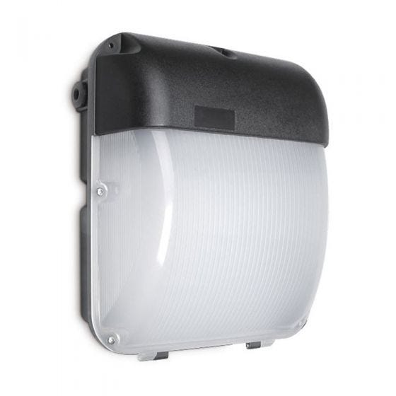 50W Cool White LED Outdoor Wall Pack Light with Dusk To Dawn Sensor