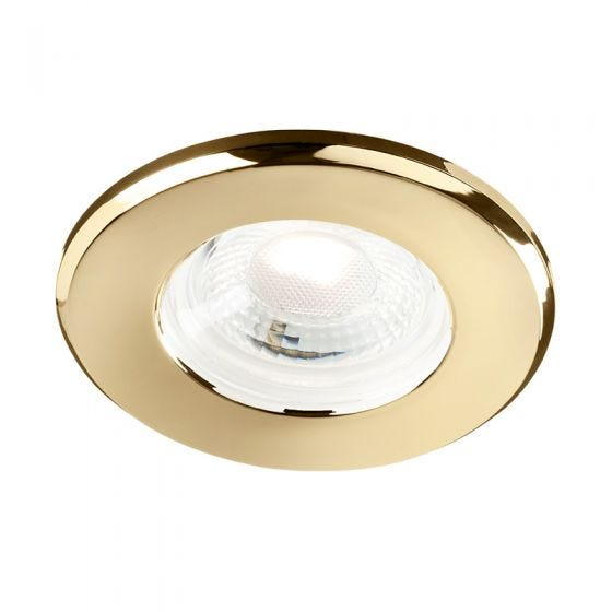 Brass Bezel for Eco Fixed Downlight