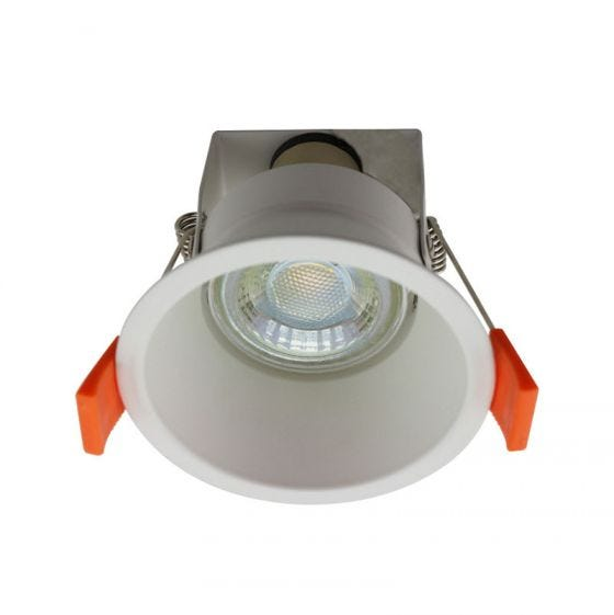 Edit Deep Recessed Fixed Downlight - White