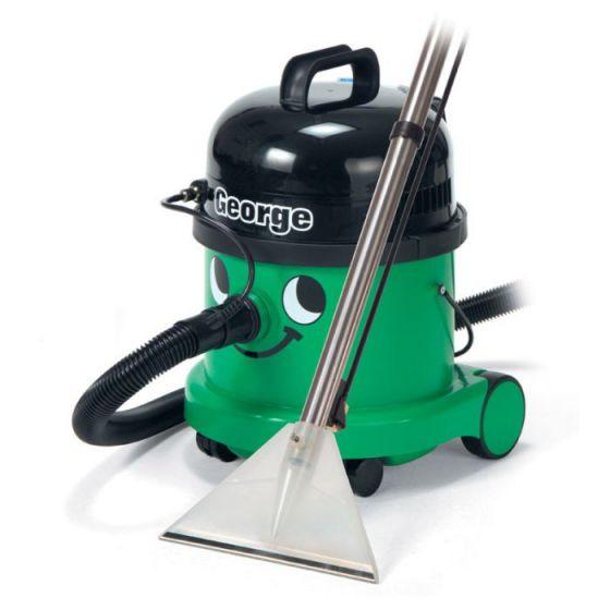 George Shampoo and Vacuum Cleaner