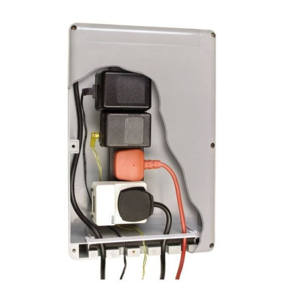 Weatherproof IP65 Multi Connector Box