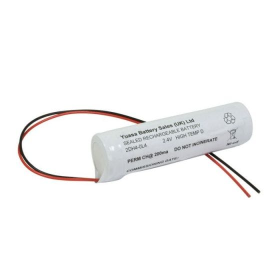 2.4V 2 Cell Ni-Cad Replacement