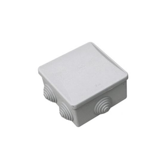 CED Weatherproof Moulded Enclosure 80mm x 80mm x 40mm