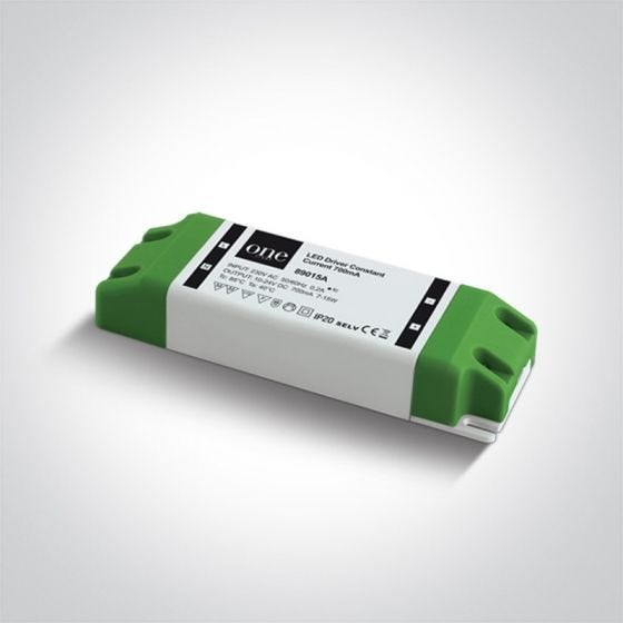 7 - 15W Constant Current LED Driver - 700mA