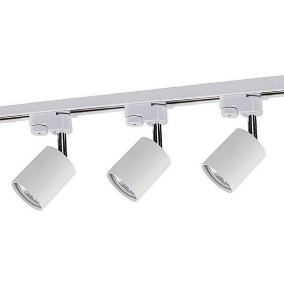 Edit Directional 1 Circuit Track Light Kit - White - 3 Lights