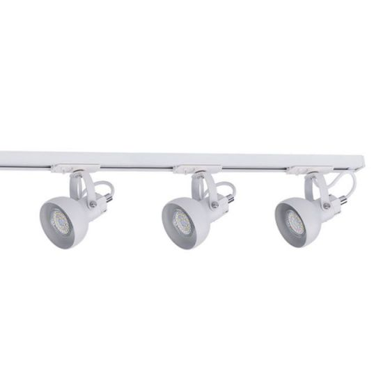 Academy 1 Circuit Track Light Kit - White - 3 Lights