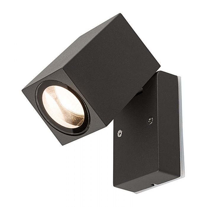 Edit Primm Outdoor Wall Mounted, Outdoor Wall Mounted Spotlights