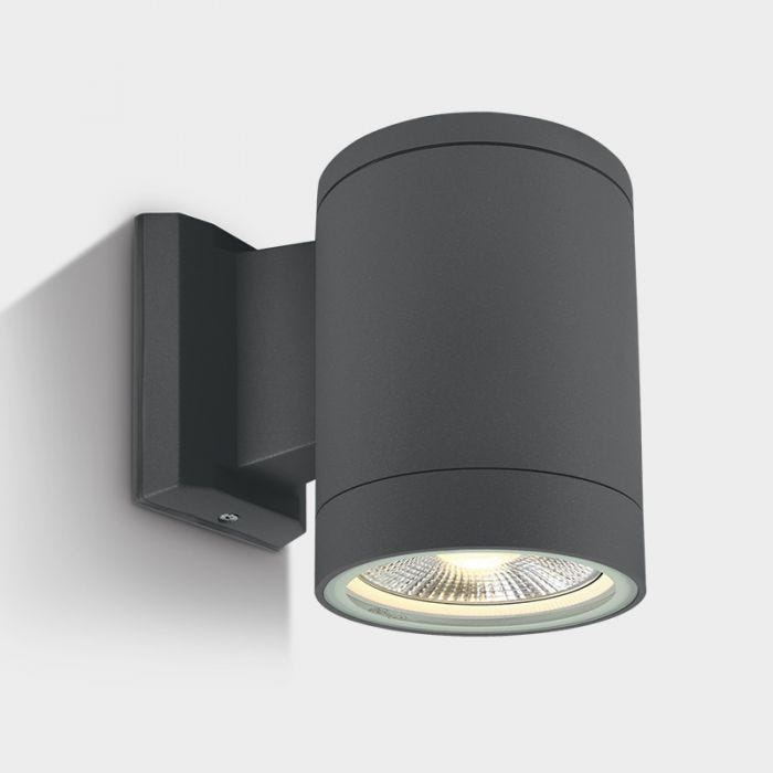 Cylinder Large Outdoor Wall Light, Outdoor Cylinder Light