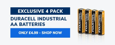 Duracell Exclusive 4 Pack