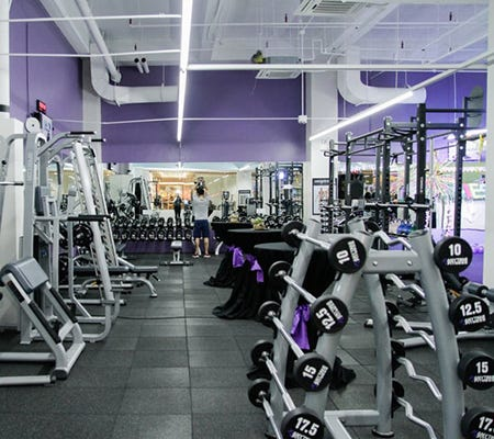 High Bay Lights for gyms